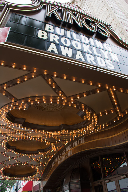 Open Call: Building Brooklyn Awards 2108, Building Brooklyn Awards at historic Kings Theatre restoration