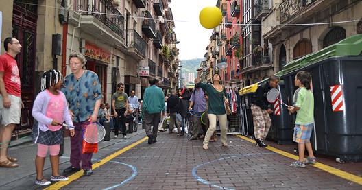 Play Day en Bilbao, España. Image © Paisaje Transversal