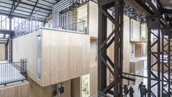 Nuevas formas de industria: Nave # 19 por Andrea Oliva Architetto
