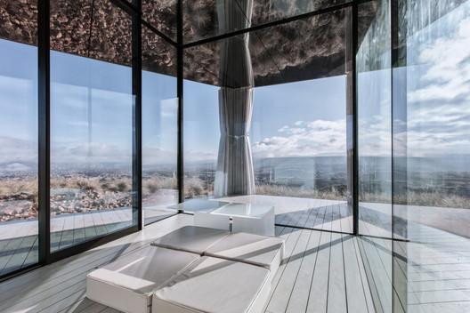 Pabellón de Cristal / OFIS arhitekti