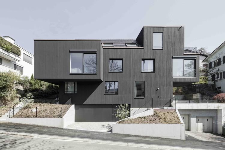 Am Rossberg / Igual&Guggenheim Architekten, © Beat Bühler