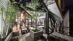 Café An'garden / Le House