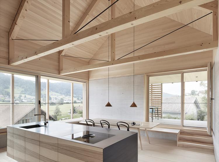 Casa Höller / Innauer-Matt Architekten, © Adolf Bereuter