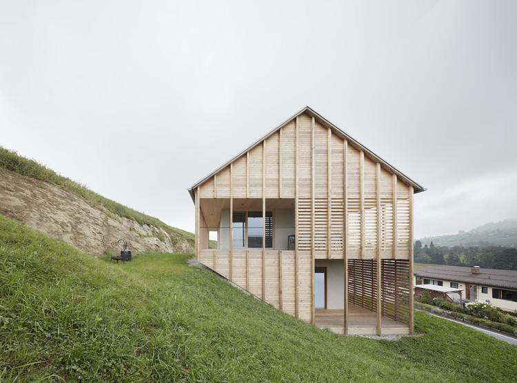 Höller House / Innauer-Matt Architekten, © Adolf Bereuter