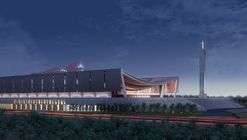 Adjaye Associates Unveils Design of New Ghana National Cathedral in Accra