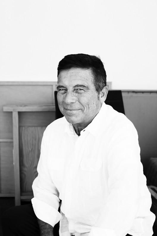 Alberto Campo Baeza. Image © Javier Callejas