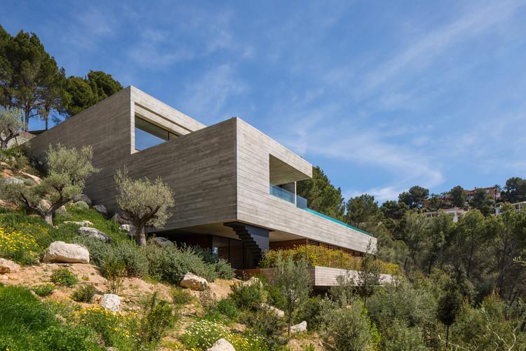 Villa Boscana / OLARQ Osvaldo Luppi Architects, © Mauricio Fuertes