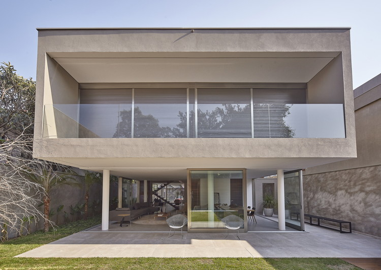 Residência Butantã / Simone Mantovani Arquitetura, © Joao Ribeiro Fotografia