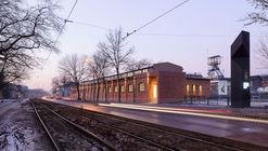 Chain Bath in Queen Luiza Coal Mine Complex in Zabrze / Konior Studio + OVO Grąbczewscy Architekci