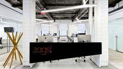Sede Zags / Studio Razavi Architecture