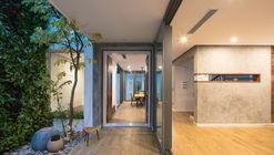 NHÀ TẰM / Landmak Architecture