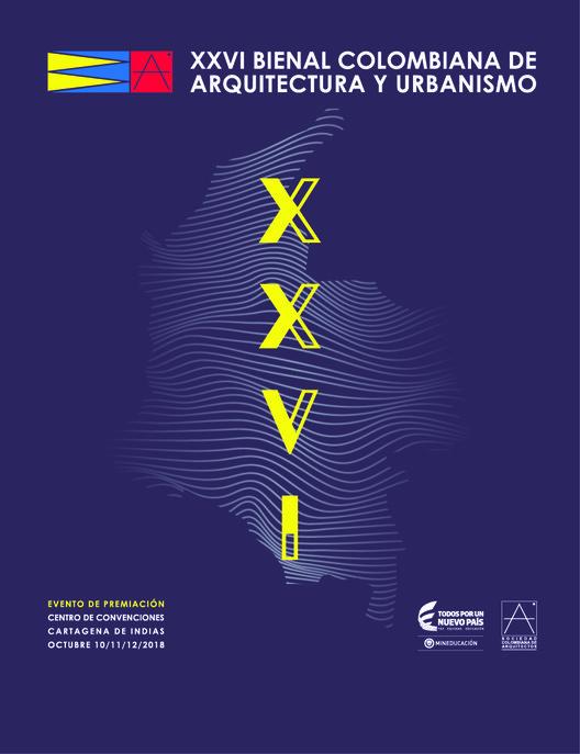 XXVI Bienal Colombiana de Arquitectura y Urbanismo