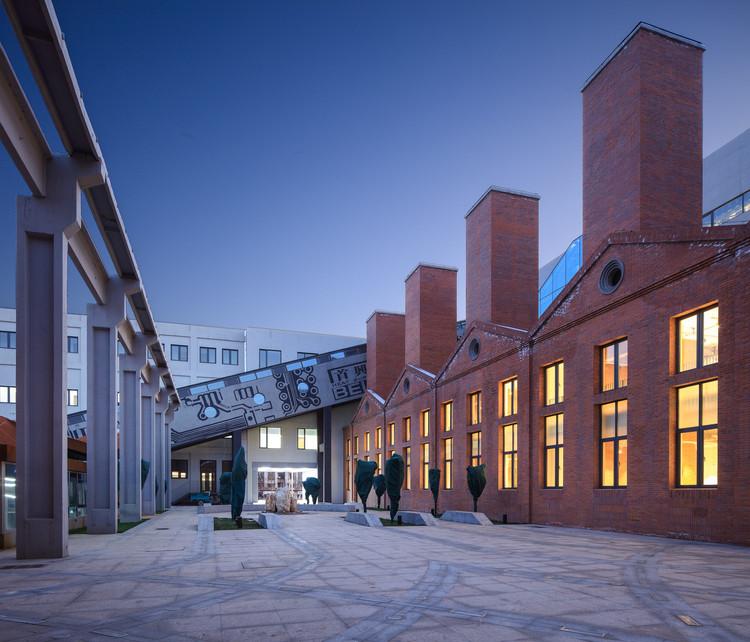 Beijing Cultural Innovation Park / COBBLESTONE DESIGN, © Yijie Hu