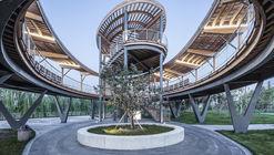 Beijing Daxing Park / COBBLESTONE DESIGN CANADA