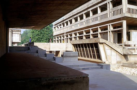 Institute of Indology. Image © VSF. Courtesy of the Pritzker Architecture Prize