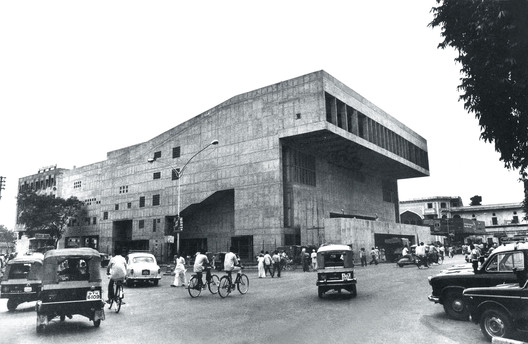 Premabhai Hall. Image © VSF. Courtesy of the Pritzker Architecture Prize