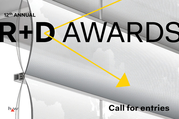 call for submissions nycxdesign awards nyc design ARCHITECTu0027s 12th Annual R+D Awards. ARCHITECT magazine is now accepting  entries ...