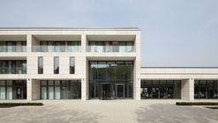 Rheumatism Center / Krampe Schmidt Architects BDA