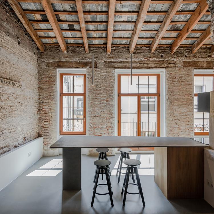 Musico Iturbi / Roberto Di Donato Architecture, © Joao Morgado