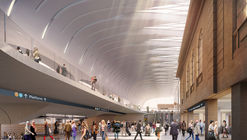 John McAslan + Partners and Woods Bagot Deliver Sydney Metro Upgrade