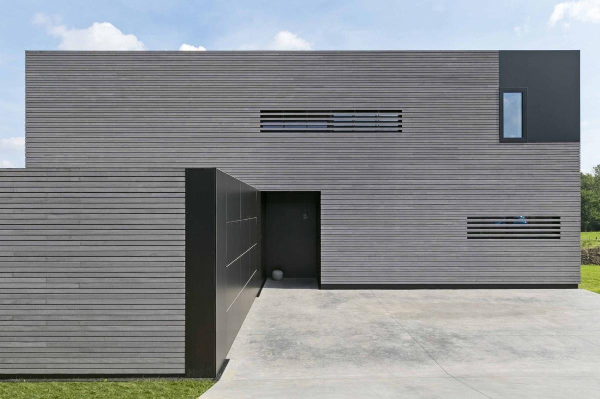 Habitation Lecoq / Crahay & Jamaigne