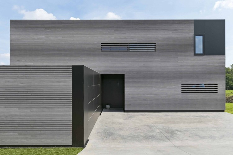 Habitation Lecoq / Crahay & Jamaigne, © Laurent Brandajs