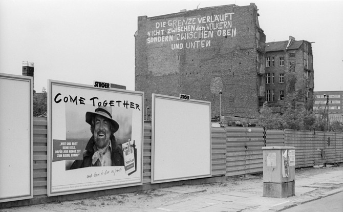 Borders and Territories: Identity in Place, © Erik -Jan Ouwerkerk, 1990