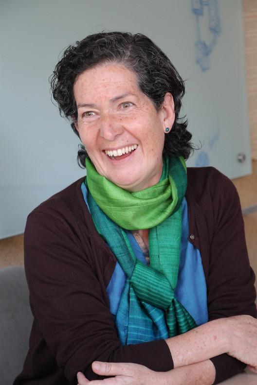 María Cecilia O'Byrne. Image © Óscar Prieto