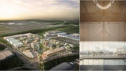 Electric Planes and Driverless Cars: Plans Unveiled for World's First Energy-Positive City Airport