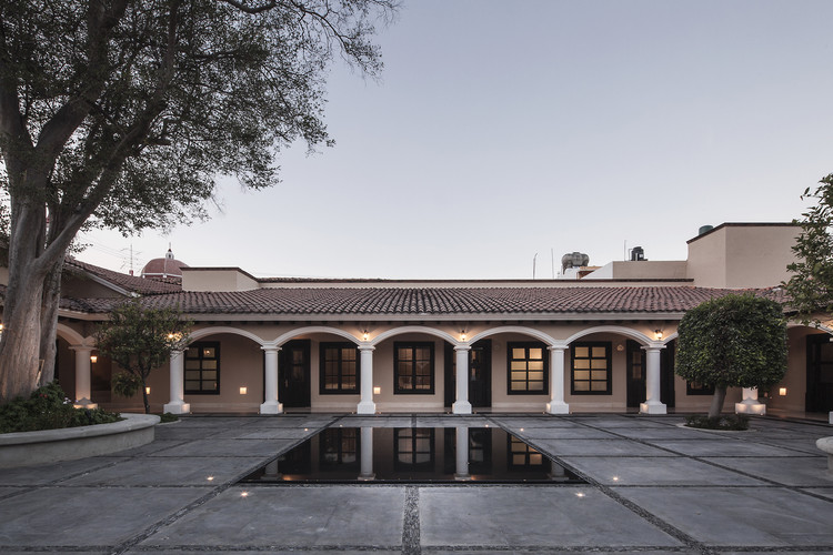 Casa Alquisiras / MSA, © Onnis Luque