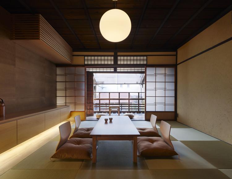 Guest House in Kyoto / B.L.U.E. Architecture Design Studio, © Toshiyuku Yano