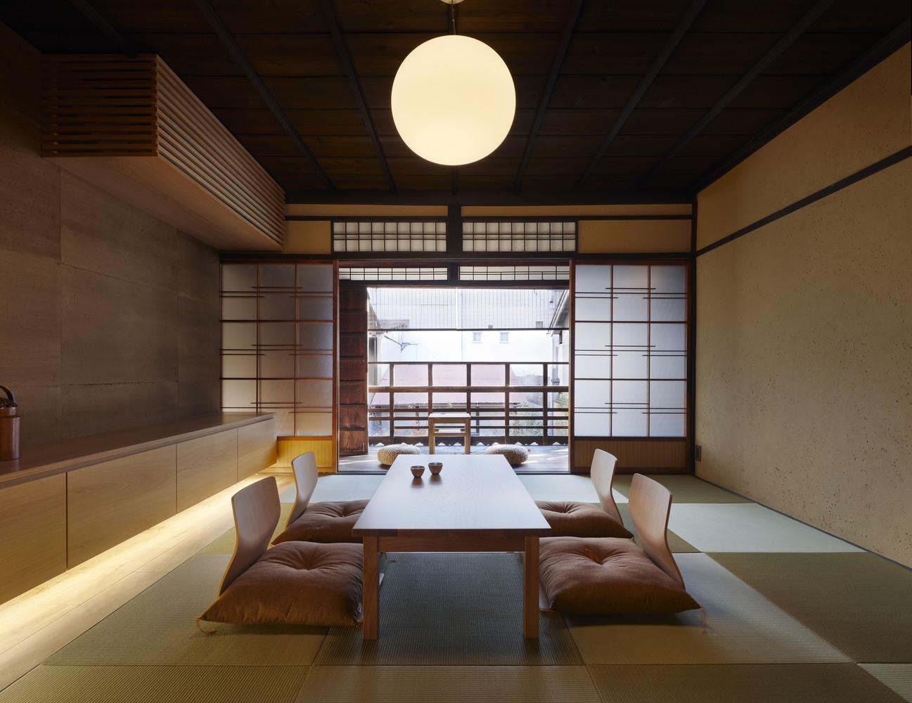 architectural design studio 1. Gallery of Guest House in Kyoto  B L U E Architecture Design Studio 1