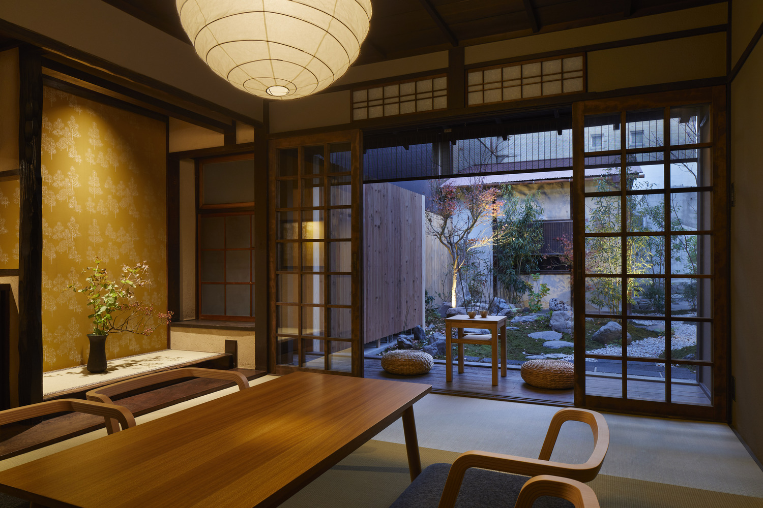 Gallery Of Guest House In Kyoto BLUE