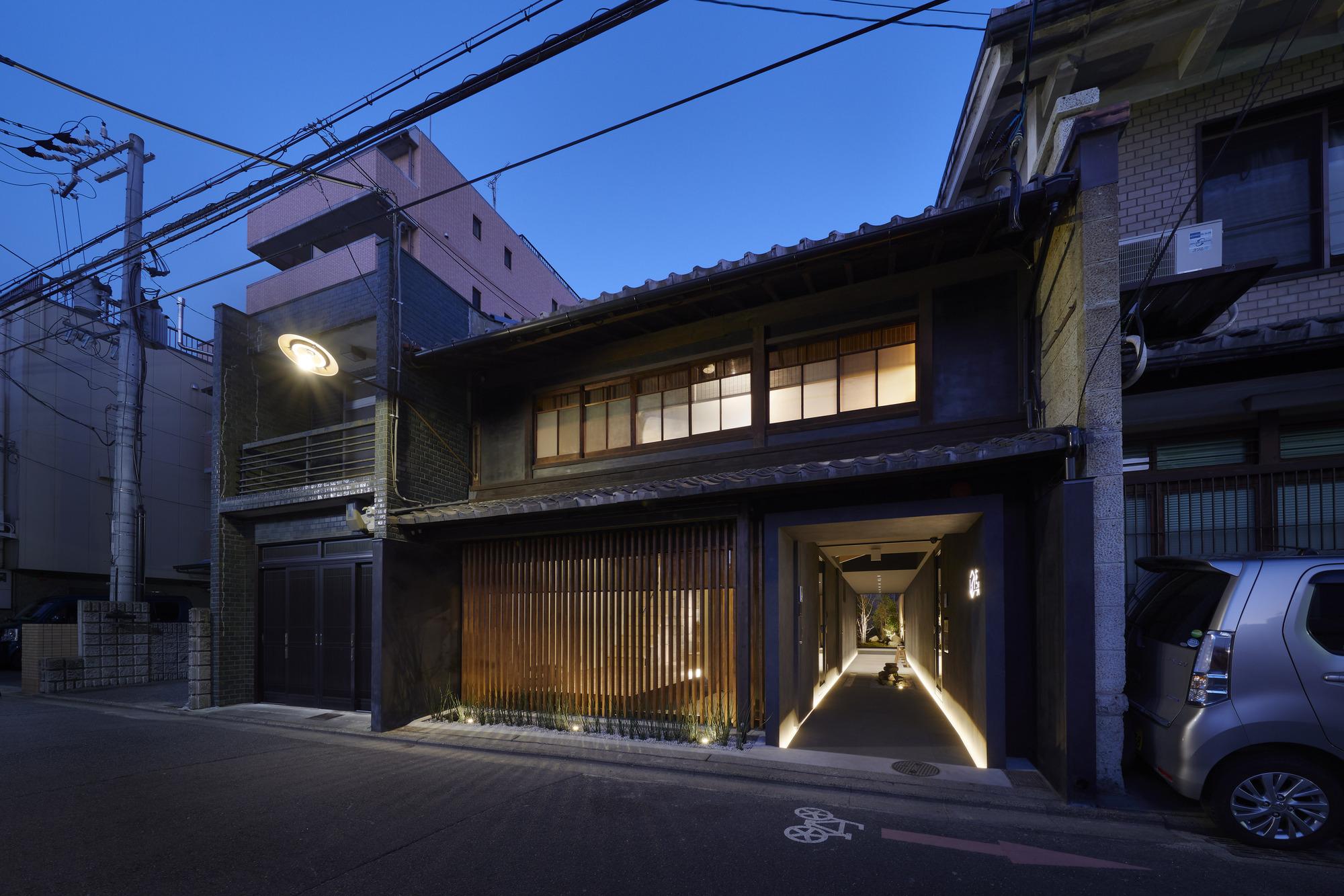 Gallery of Guest House in Kyoto / B.L.U.E. Architecture Design Studio  - 6