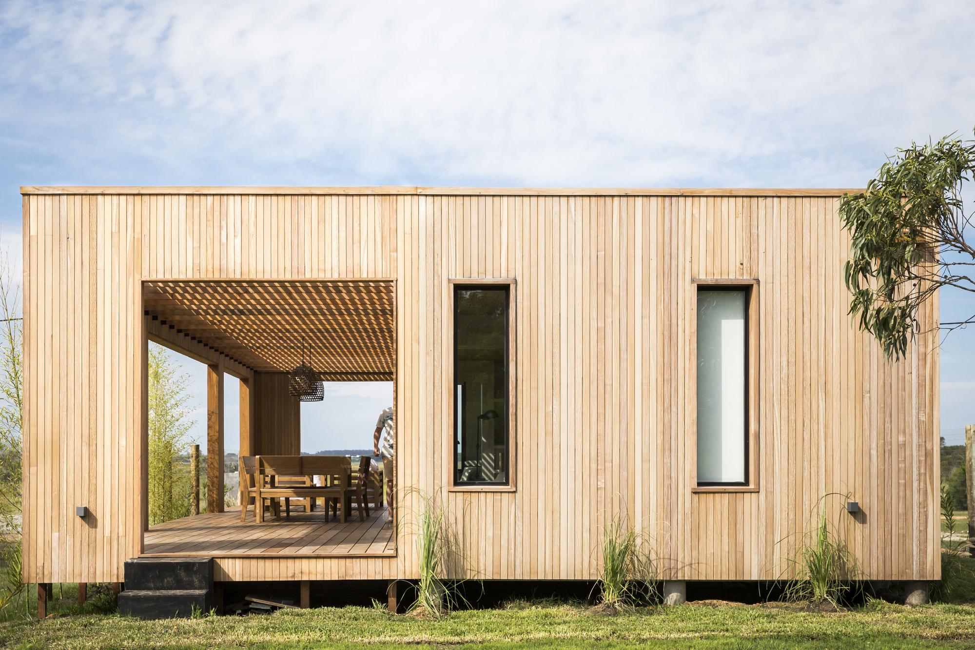 Casa i n f i n i t a el carmen plataforma arquitectura - Mas arquitectura ...