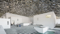 #donotsettle Provides a Close-Up Look at Jean Nouvel's Louvre Abu Dhabi