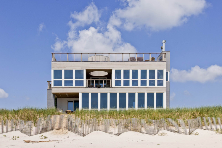 Dune Road Beach House / Resolution: 4 Architecture, © Resolution: 4 Architecture