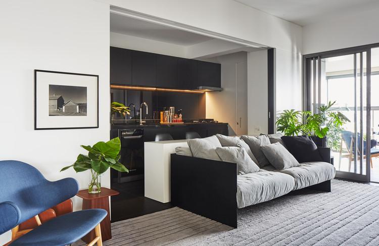 Apartamento BON / David Ito Arquitetura, © Pedro Kok