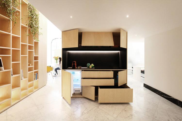 Meridionale Fondiaria Real Estate HQ  / Tomas Ghisellini Architects, © Tomas Ghisellini