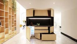 Meridionale Fondiaria Real Estate HQ  / Tomas Ghisellini Architects