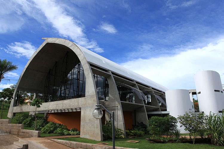 Projeto brasileiro vence prêmio de Melhor Edifício Sustentável das Américas, Cortesia de CAU/BR