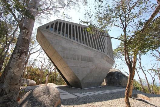 © Esteban Suarez. ImageODA11, Primer Lugar: Capilla del Atardecer / BNKR Arquitectura