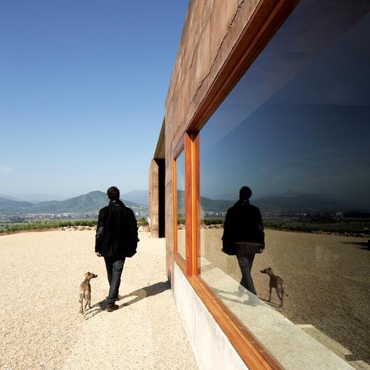 © Cristobal Palma. ImageODA14, Tercer Lugar: Casa Mirador / Matías Zegers