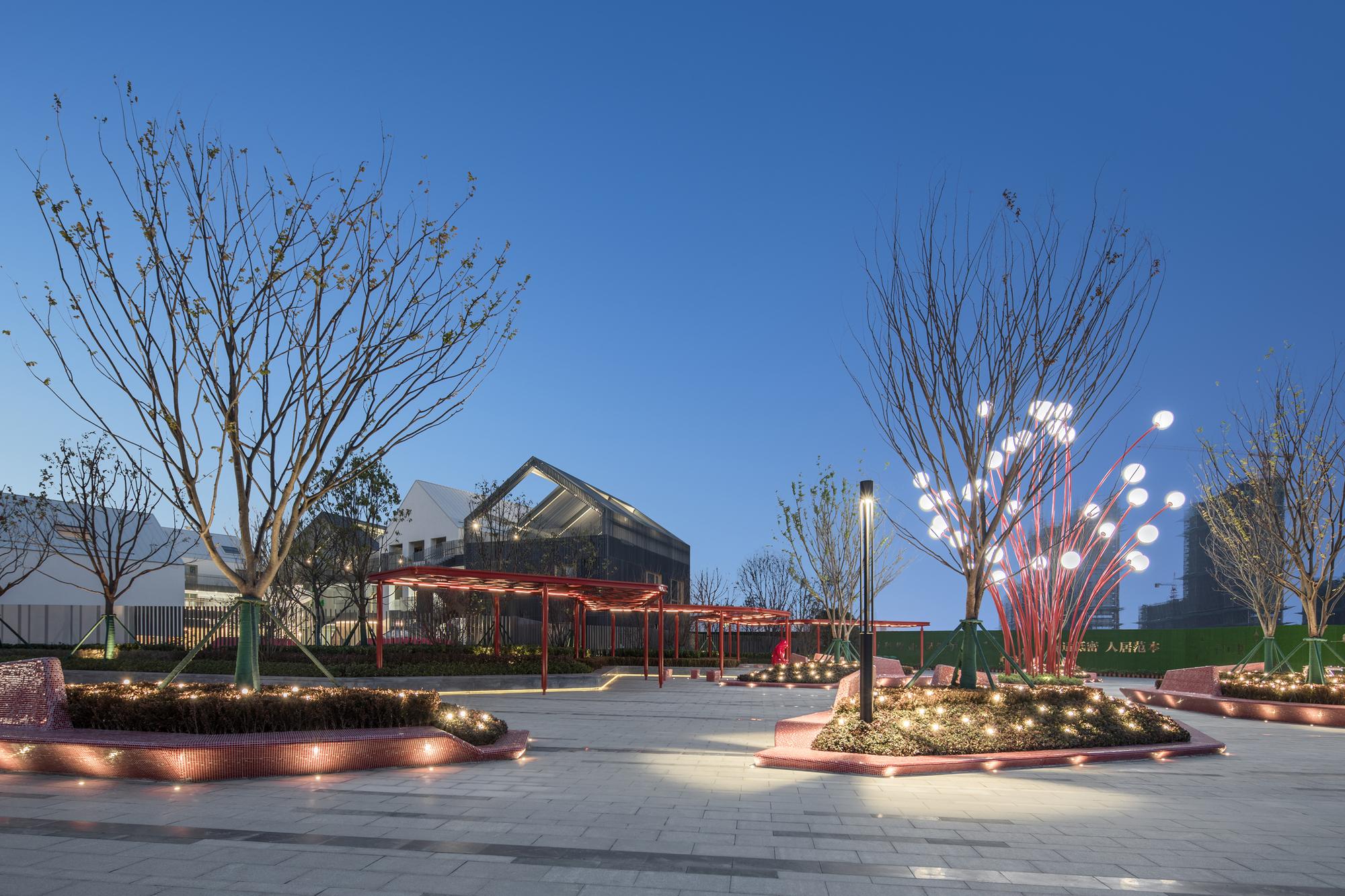 Gallery Of Hefei Wantou Vanke Paradise Art Wonderland Phase1 Aspect Studios 18