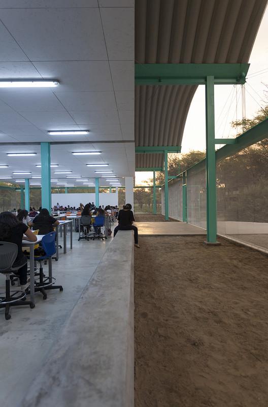 Cortesía de Jorge Losada. ImageODA16, Segundo Lugar: Taller de Arquitectura en el desierto / Jorge Losada
