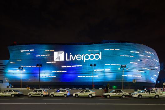 Courtesy of Liverpool Galerías Toluca