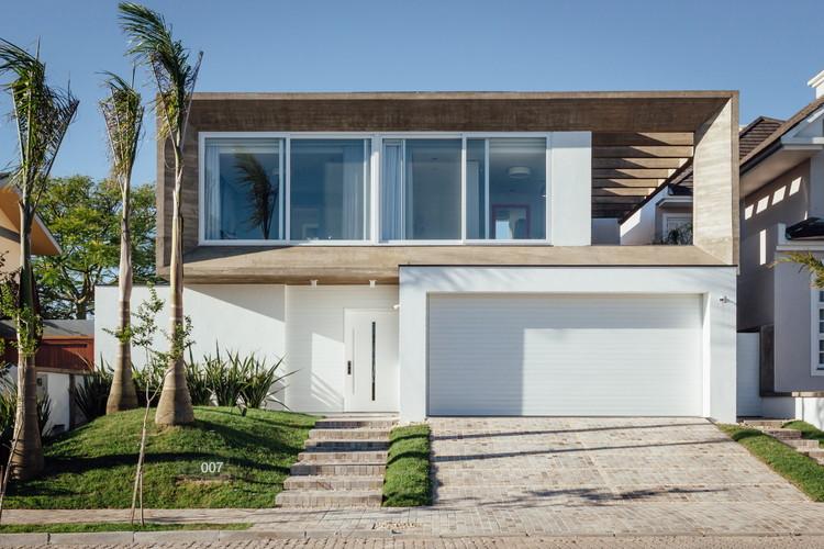 House 007 / Lineastudio Arquiteturas, © Cristiano Bauce