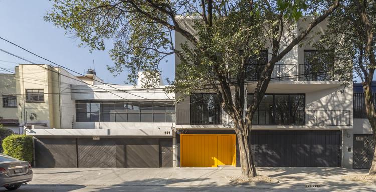 Conjunto de Viviendas T129 / VOX arquitectura, © Rodrigo García Cué