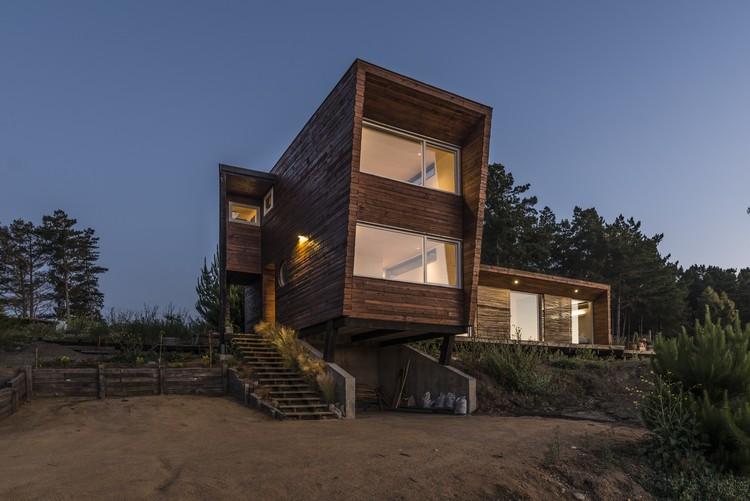 Casa Rios / Altamarea arquitectura, © Felipe Cantillana