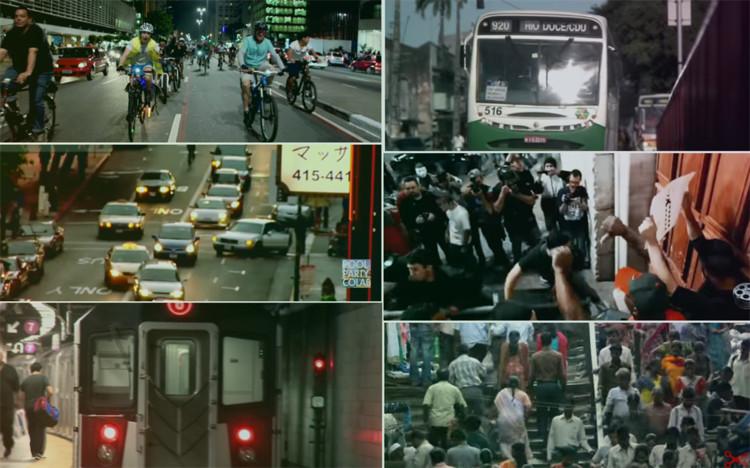 Portal Mobilize lista 30 documentários sobre mobilidade urbana, © Reprodução/Mobilize Brasil